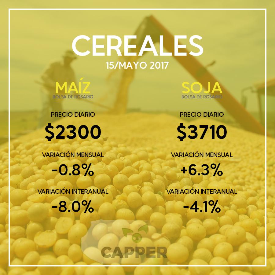 Precios cereales 2