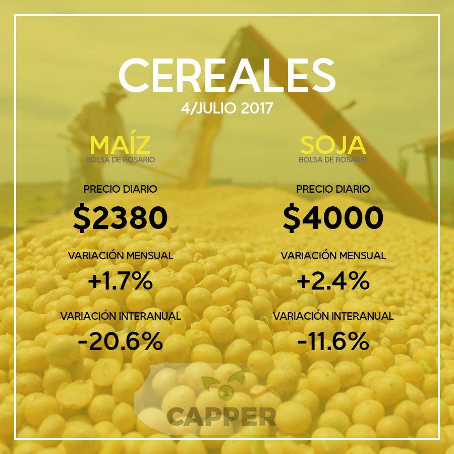 Precios cereales 5