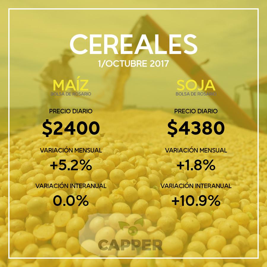 Precios cereales 7