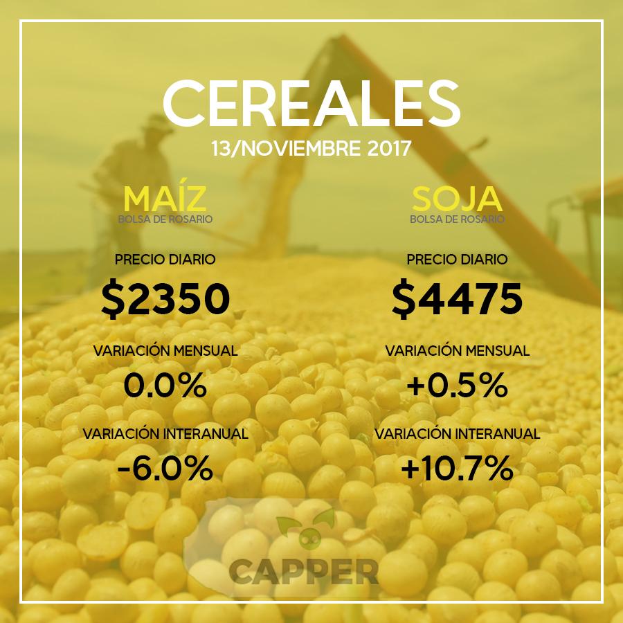 Precios cereales 8